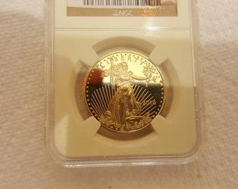 1oz gold coin