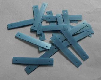 75  sequins blue color/KBRGS704