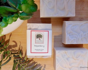 Pepperberry Handcrafted Soap