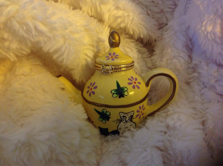 Teapot thinket box