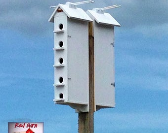 Custom 5 Pack Martin Birdhouse