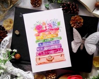 Diverse Books / Big Books - print