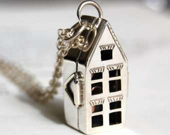 Town House Locket