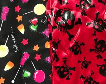 Halloween Fabric: Choose Your Favorite
