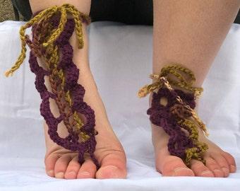 Barefoot Sandals- Helix