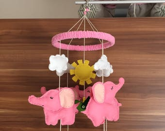 Baby Mobile for children's room, cot