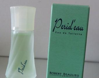 Perid ' Eau by Robert Beaulieu - FULL - Miniature perfume bottle - Eau de Toilette Parfum-
