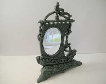 Boat Mirror Nautical Mirror Heavyweight Metal Mirror