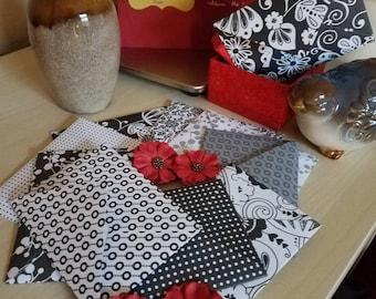 Envelopes.Black and white envelopes.Double side envelopes.Black and white envelopes. Mini envelopes.Double  envelopes.Small cards.Envelopes