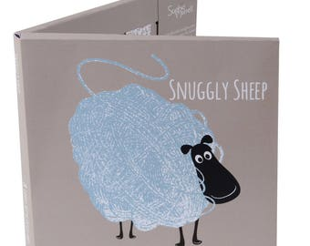 Snuggly Sheep (Colourful) Card Pack