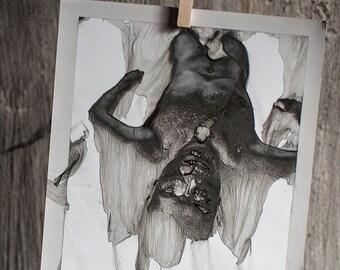 Darkroom Print - Gaze 1