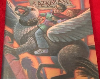 1 Harry Potter and the Prisoner of Azkaban First Edition  J. K. Rowling