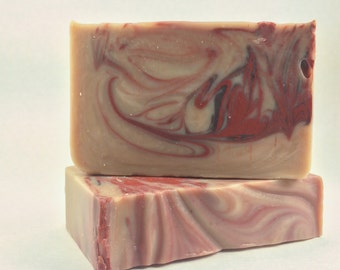 Lallybroch Soap - Outlander Soap - Cold Process Soap - Natural Soap - Scottish-Themed Soap - Masculine soap