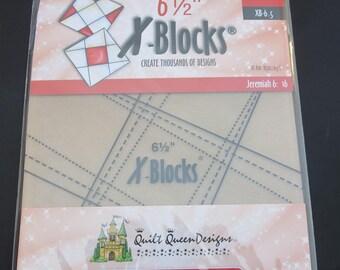 X Blocks Tool 6 1/2 Inch