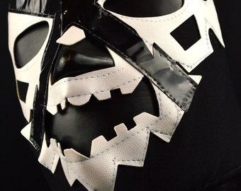 DR. X Adult Mask Mexican Wrestling Mask Lucha Libre Luchador Costume Wrestler