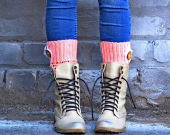 Womens Lace Boot Socks, Boot Socks Womens, Button Lace Boot Cuffs, Womens Boot Cuffs, Womens Boots - Socks, Crochet Boot Cuffs, Boot Socks