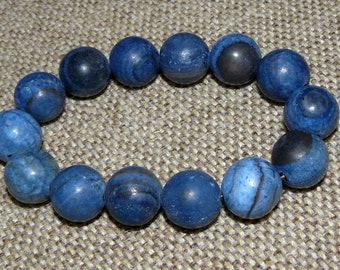 Sodalite bracelet -16mm beads