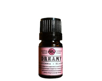 Dreamy Essential Oil Blend for Insomnia & Relaxation 5 ml