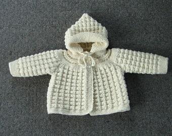 Merino Hooded Jacket