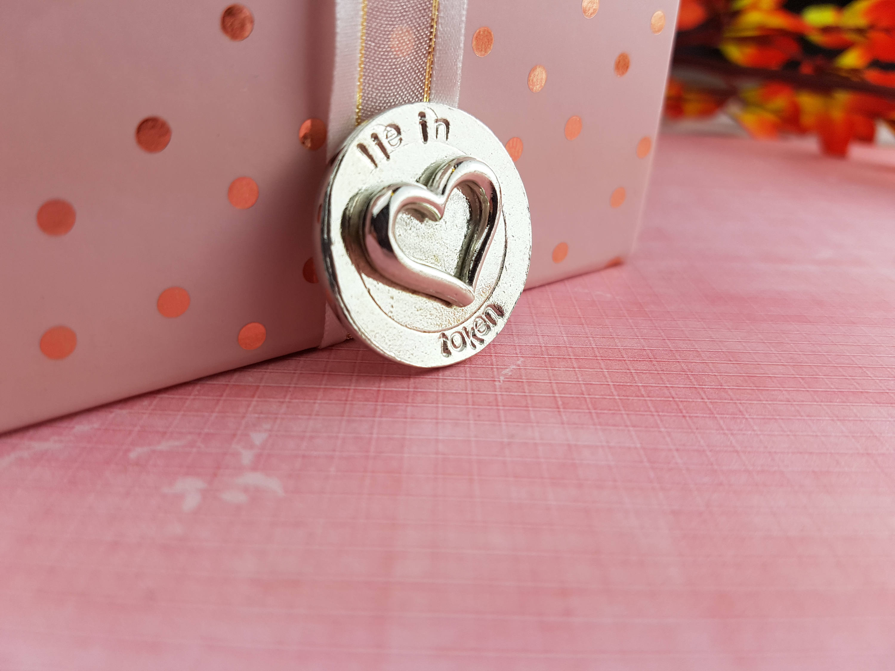 A Lie In Love Token Gift for Wife Girlfriend Husband