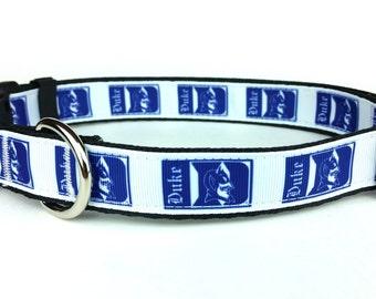Duke Blue Devils Dog Collar