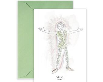 Peter Pan - Postcard