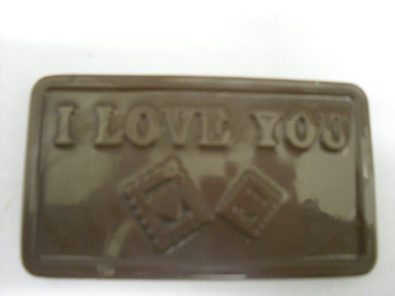 I Love You Candy Bars