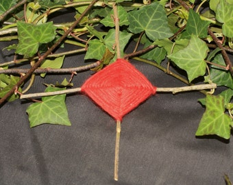 Dorset Rowan Wood Charm for Protection - English Folk Magic - Pagan, Wicca, WitchCraft, Magic