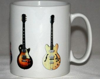 Electric Guitars Mug