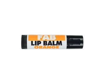 ORANGE Lip Balm Vegan
