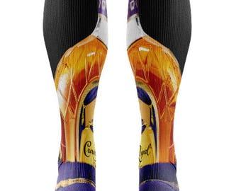 Crown Royal Socks