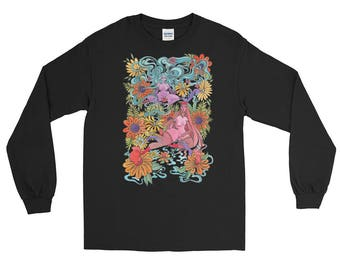 Wicked Goddess Long Sleeve T-Shirt