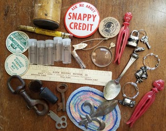 Assemblage lot #A