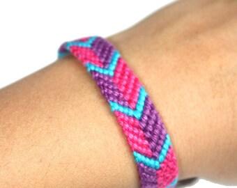 "Friendship Bracelet model ""Januaria"", unisex"