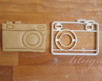 Camera, photomachine cookie cutter