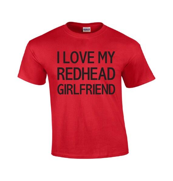 Funny redhead t shirts