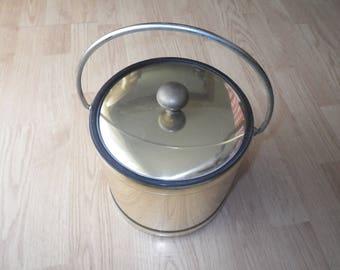 Kraftware Gold Colored Ice Bucket