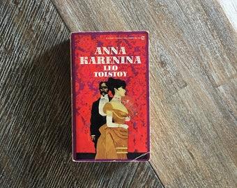 Anna Karenina by Leo Tolstoy (Signet, 1961) CW 894
