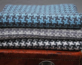 Handwoven soft merino lambs wool scarves