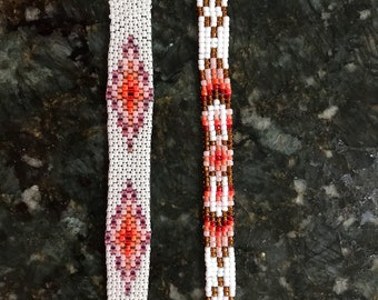 Two white Bracelets for the price of one!
