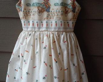 Bunny Garden Dress