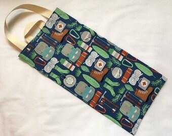 Camping Gear Produce Bag, Vegetable Bag, Zero Waste Grocery Bag, Cotton Shopping Bag, Eco-friendly Tote, Farmer's Market Bag, Reusable Bag