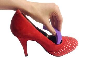 Sizers - Shoe Sizing Inserts - Resizes ALL Round-Toe footwear