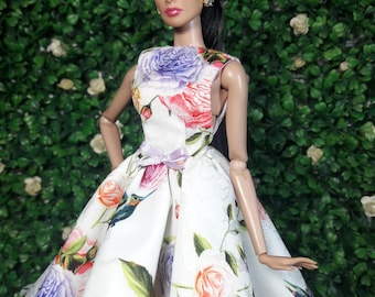 """SPRING DAY - Fashion for Fr2, Barbie, Silkstone and same size 12"""" doll"""