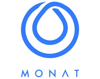 Large Monat Decal