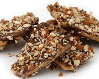 Soft Pecan English Butter Toffee