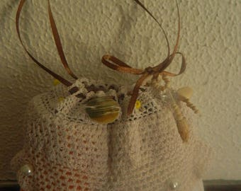 Small handbag style communion for girl
