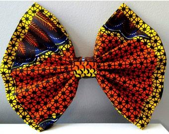 Hair bows, Bows, Hairbows, African hair bows, Ankara hair bows, Girl hair bows, Toddler Hair bows, Women hair bows, Gift for women, hair bow