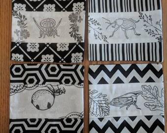 Charismatic Arthropod mug rug coasters