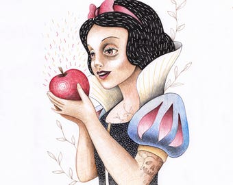 Poison apple. Original